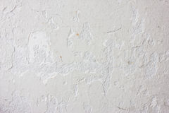 High detailed fragment stone white wall Royalty Free Stock Image