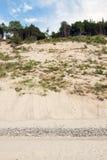 The high dunes Stock Photo