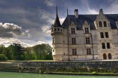 High dynamic range castle Stock Images