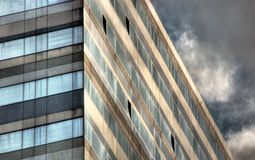 High Dynamic Range picture of architecture in Amsterdam. On a sunny day Stock Photos