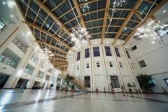 High empty hall Stock Photos