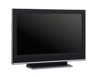 High end LCD TV Royalty Free Stock Photos