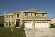 High End Tract Home Stock Photos