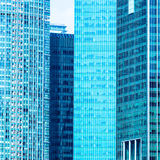 High-end urban buildings Stock Photography