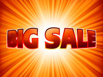 High energy shine templane big sale. EPS 8 Royalty Free Stock Photo