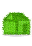 High Environmental Quality House Stock Photo