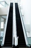 High Escalator Royalty Free Stock Photos