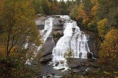 High Falls in Dupont stock photos