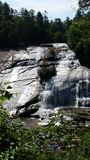 High Falls DuPont State Forest North Carolina Stock Photography