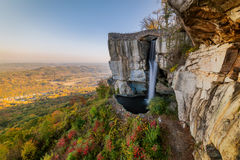 High Falls at Lookout Mountain Stock Photography