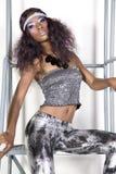 High Fashion African Beauty Stock Photos
