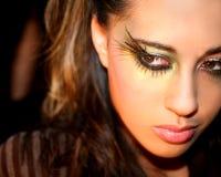High Fashion Make-up Royalty Free Stock Image