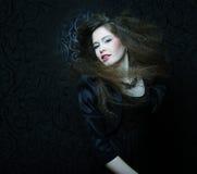 High fashion model Stock Photography