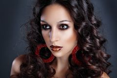 High fashion model Stock Images