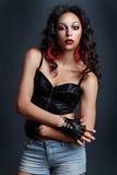 High fashion model Stock Image