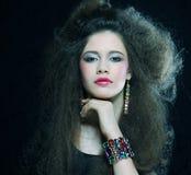 High fashion model Stock Photos