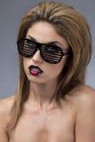 High Fashion Portrait Stock Photography