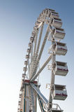 High ferris wheel on funfair park Royalty Free Stock Image