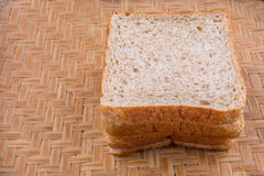 High Fiber Whole Wheat Bread II Stock Image