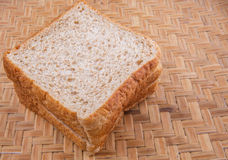High Fiber Whole Wheat Bread III Stock Photos