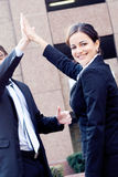 High five Stock Photos