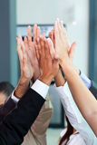 High five Stock Photography