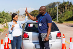 High five Stock Images