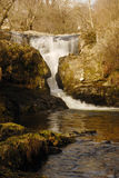 High Force. Waterfall Ullswater, England Stock Photo