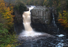 High Force Falls Stock Images