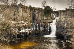 High Force Waterfall Royalty Free Stock Photos