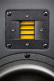 High-frequency loudspeaker Stock Photos