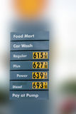 High Gas Prices v6 Stock Photos