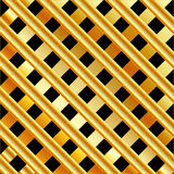 High grade gold bar texture Stock Photography