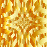 High grade gold metal background Stock Images