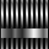 High grade steel bar background Royalty Free Stock Image