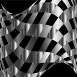 High grade steel texture background Stock Image