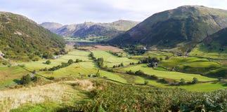 From High Hartsop Dodd, Lake District Stock Photo