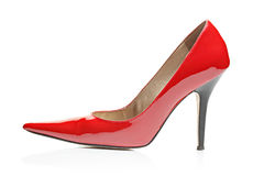 High heel Royalty Free Stock Photos