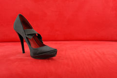 High heel Stock Photography