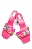 High heel footwear Royalty Free Stock Photo