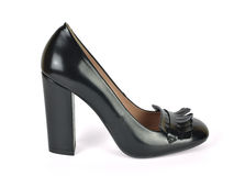 High Heel Loafer Shoe Royalty Free Stock Photos