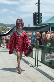 High Heel Race, Sitges Royalty Free Stock Photo