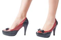 High heel Royalty Free Stock Photo