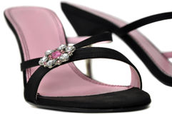 High Heel Sandals Stock Photography