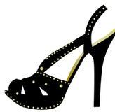 High heel shoe Royalty Free Stock Photos