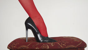 High Heel Shoe Stock Images