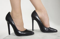 High Heel Shoe Stock Photo