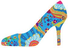 Women shoe Stock Photography