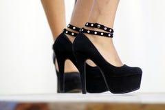High heeled Stock Photo