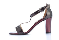 High heeled shoe Royalty Free Stock Image